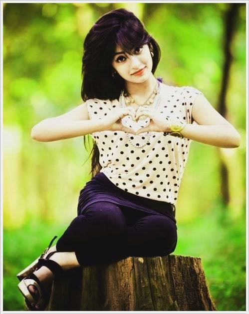 cute girls dp images pictures 175