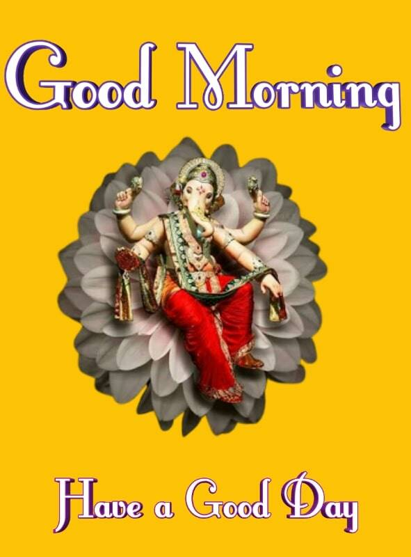 good morning ganesh photo16
