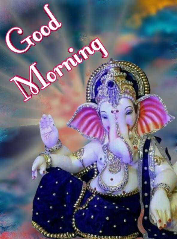 good morning ganesh photo21