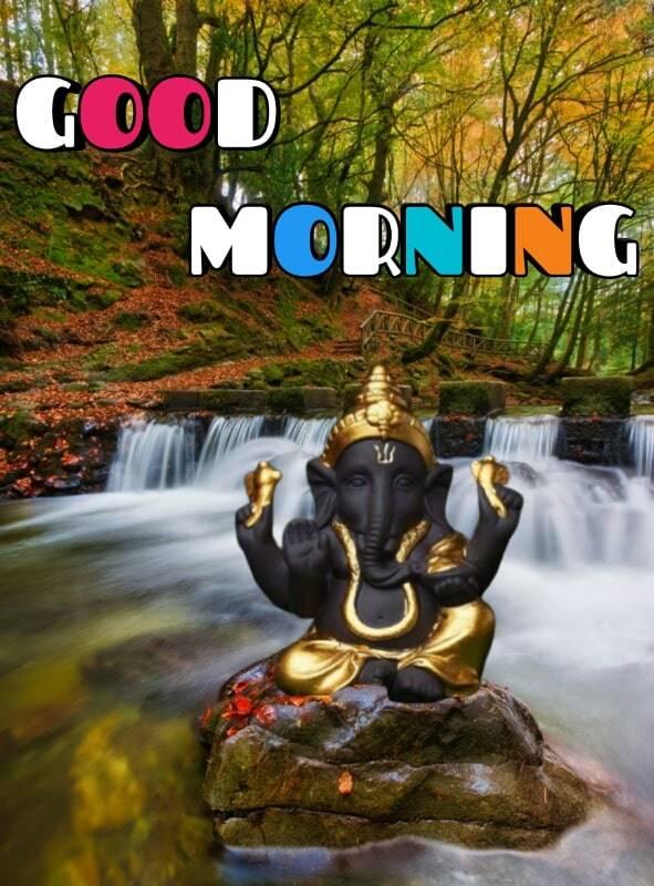 good morning ganesh photo24
