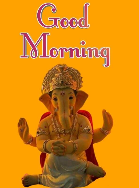 good morning ganesh photo36
